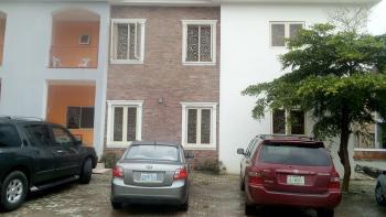 Brand New 4 Bedroom Semi Detached Duplex with Bq, Wuye, Abuja, Semi-detached Duplex for Rent