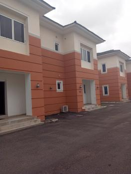 Lovely and Well Maintained 4 Bedroom Serviced Terraced Duplex with 2 Room Servant Quarters,fitted Kitchen,etc., Lekki Phase 1, Lekki, Lagos, Terraced Duplex for Rent