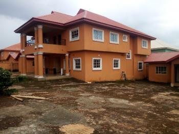 Excellent 6 Bedroom Duplex with 2 Room Bq, Abuja Estate, Along Enugu Onitsha Expressway, Awka, Anambra, Detached Duplex for Rent