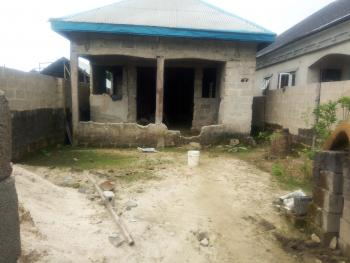 Distress Uncomplicated  2 Bedroom Bungalow on Half Plot of Land, Rumuahalu, Port Harcourt, Rivers, Flat for Sale