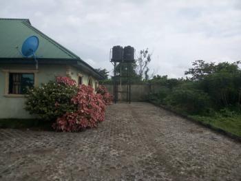 Luxury 4 Bedrooms Bungalow on a 100x100 Land, Oluku, Benin, Oredo, Edo, Detached Bungalow for Sale