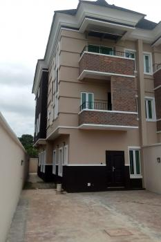 Newly Built and Exquisitely Finished 4 Bedroom Semi Detached House with a Room Bq and Gatehouse., Adeniyi Jones, Ikeja, Lagos, Semi-detached Duplex for Rent