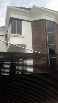Brand New Luxury Fully Detached 4 Bedrooms Duplex with Bq, Osapa, Lekki, Lagos, Detached Duplex for Rent