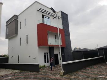 Lavish 5 Bedroom Duplex  with Bq and Two Living Room, Behind Northwest Filling Station, Vgc, Lekki, Lagos, Detached Duplex for Rent