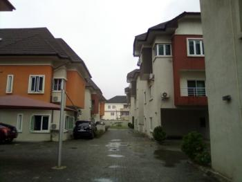 an Amazing 4 Bedroom Fully Serviced Terrace with a Bq in a Fully Serviced Estate, Ikate Elegushi, Lekki, Lagos, Terraced Duplex for Rent
