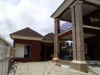 Luxury 5 Bedroom Detached Duplex + 2 Bedroom Bq., Mab-global Estate, Gwarinpa Estate, Gwarinpa, Abuja, Detached Duplex for Sale