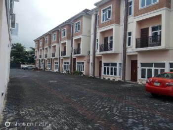Serviced 4 Bedroom Terraced Duplex, Osapa London, Lekki, Lagos, Terraced Duplex for Rent