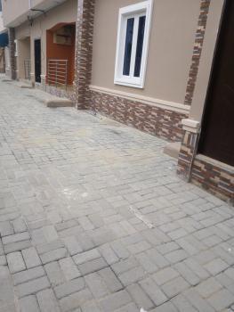 Newly Built Mini Flat Upstairs, Beside Golden Park Estate, Sangotedo, Ajah, Lagos, Mini Flat for Rent