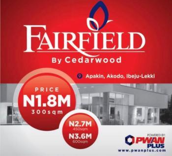 Land, Apakin, Akodo, Akodo Ise, Ibeju Lekki, Lagos, Mixed-use Land for Sale