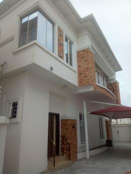 Four Bedrooms Detachd House with a Room Bq, Chevron Drive, Chevy View Estate, Lekki, Lagos, Detached Duplex for Sale
