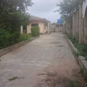 Massive 3 Bedroom Flat with Room and  Parlor Selfcon, &room Selfcon, Unity Road, Sango Ota, Ogun, Detached Bungalow for Sale