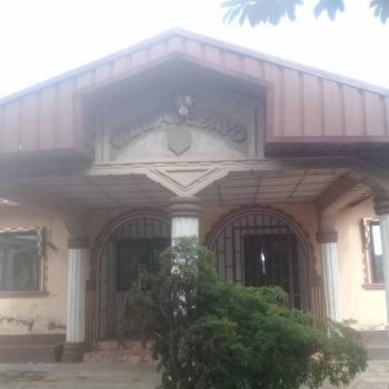 3 Bedroom Setback with Mini Flat &  Room Selfcon, Unity Road, Sango Ota, Ogun, Detached Bungalow for Sale