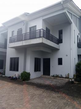 Clean 4 Bedroom Terrace Duplex, Within Blenco Supermarket Before Shoprite, Sangotedo, Ajah, Lagos, Terraced Duplex for Rent