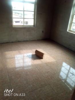 2 Bedroom Flat with 2 Toilet and Bathroom, Plus Wardrobe, Abiodun, Ojodu, Lagos, Flat for Rent