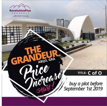 Estate Land with C of O, Gra Close to The Express, Abijo, Lekki, Lagos, Residential Land for Sale