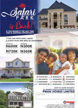 Cheap Estate Land, 30 Minutes From Dangote Refinery, Ibeju Lekki, Lagos, Residential Land for Sale