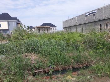692sqm Land, Mega Mond Estate Via Lekki County Homes, Just After 2nd Toll Gate, Ikota Villa Estate, Lekki, Lagos, Residential Land for Sale