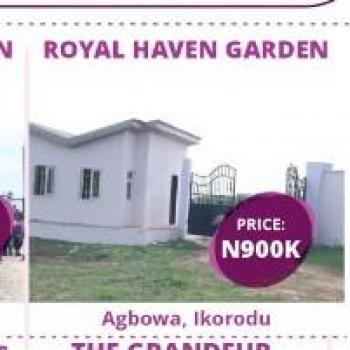 Affordable Land, Agbowa Town, Ikorodu, Lagos, Residential Land for Sale