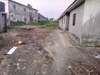 3 Unit of Miniflat and 3 Bedroom Bungalow Foundation, United Estate, Sangotedo, Ajah, Lagos, Detached Bungalow for Sale