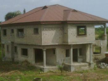 a 5 Bedroom Half - Done State of Art Homes, Peninsula Garden Estate, Sangotedo, Lekki Expressway, Lekki, Lagos, Detached Duplex for Sale