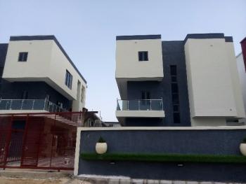 5 Bedroom 2 Floors Fully Detached Duplex with Bq, Elegushi Road, Lekki Phase 1, Lekki, Lagos, Detached Duplex for Sale