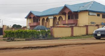 Twin 5 Bedroom Duplex Suitable for a Bank, Opposite Dutse Market, Kubwa, Abuja, Detached Duplex for Sale