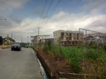 a Piece of Land Measuring 713.676sqm, Magodo Brooks Estate, Magodo, Lagos, Residential Land for Sale