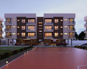 3 Bedroom Flat Apartment + Bq, Off Monastery Road, Behind Shoprite, Sangotedo, Ajah, Lagos, Block of Flats for Sale