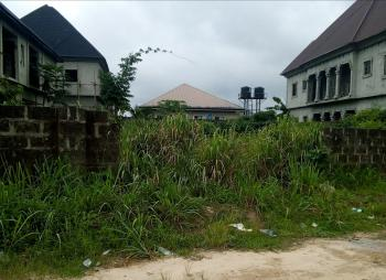 a Plot of Land in a Well Developed Area, Gbaga Layout,otokutu Near Warri, Ughelli South, Delta, Residential Land for Sale