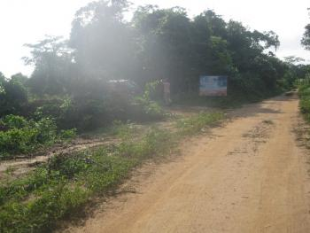 Dry Land, Imota After Caleb University, Via Imore Bus Stop, Ikorodu, Lagos, Residential Land for Sale