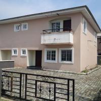 Brand New And Well Finished 3 Bedroom Terrace Duplex, Ikota Villa Estate, Lekki, Lagos, 3 Bedroom, 3 Toilets, 3 Baths House For Rent
