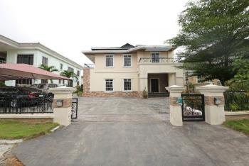5 Bedroom Furnished Luxury Duplex with 2 Rooms Bq, Carlton Gate, Chevron, Lekki, Lagos, Detached Duplex for Sale