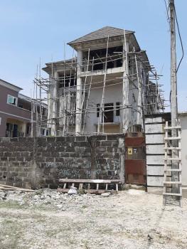 6 Bedroom Uncompleted Detached House, U3 Estate, Oniru, Victoria Island (vi), Lagos, Detached Duplex for Sale