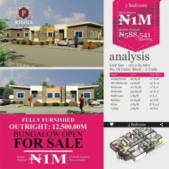 Terraced Bungalow, Berger, Arepo, Ogun, Terraced Bungalow for Sale