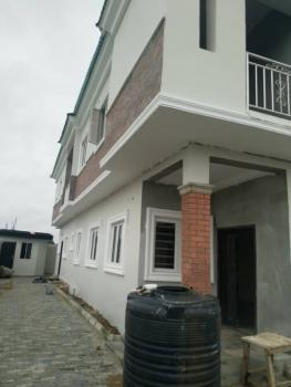 2 Wings of 4 Bedroom  Semi-detached Duplex with a Room Bq and a Gate House., Gra, Isheri North, Lagos, Semi-detached Duplex for Sale