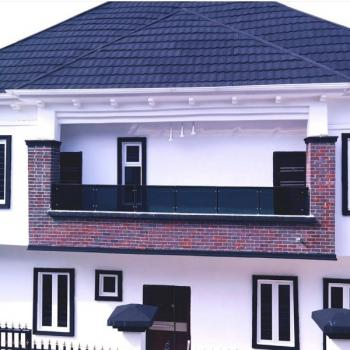 Newly Built Luxury 5 Bedroom Filly Etached Duplex with Bq in a Mini Estate, Osapa, Lekki, Lagos, Detached Duplex for Sale