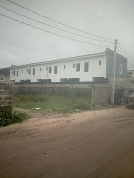 a Plot of Land in Already Developed Area, Off Orchid Road Beside Ocean Bay, Lafiaji, Lekki, Lagos, Residential Land for Sale