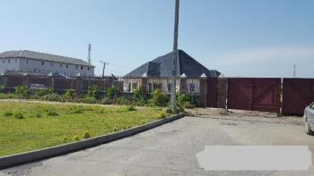 Carcass 4 Bedroom Semi Detached Duplex, Meridian Luxury Park, Lekki, Lagos, Semi-detached Duplex for Sale