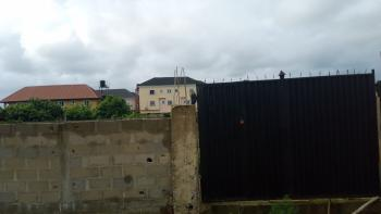Fenced and Gated Plot and Half in an Estate, Goodnews Estate, Sangotedo, Ajah, Lagos, Residential Land for Sale