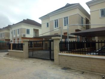 4 Bedroom Fully Detached Duplexes Within Mini Estate  (with Pool), Agungi, Lekki, Lagos, Detached Duplex for Sale