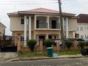 2 Wings of 4 Bedroom Semi Detached Duplex with Bqs, Best Estate, Beside Shoprite, Crown Estate, Ajah, Lagos, Semi-detached Duplex for Sale