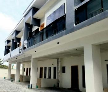 Brand New 4 Bedroom Terrace Duplex, Off Lekki Conservation Centre, Lekki, Lagos, Terraced Duplex for Rent