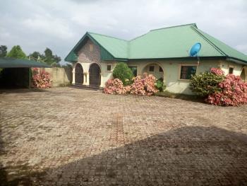 4 Master Bedroom + Bq, No9, Williams Ughiagbe Street, Otufure Community Bypass, Okada, Ovia North-east, Edo, Detached Bungalow for Sale