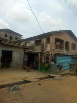 Tenement Upstairs on Full Plot, Agbelekale Street, Mafoluku, Oshodi, Lagos, Residential Land for Sale
