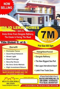 Land with Excision, Ibeju Lekki, Lagos, Mixed-use Land for Sale