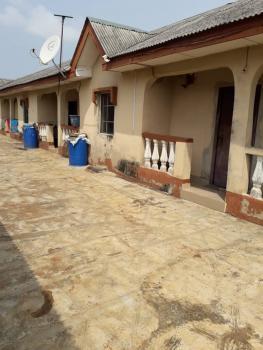 8 Nos of Mini Flat on a Full Plot of Land, Off Igbe Road Elepe, Ikorodu, Lagos, Block of Flats for Sale