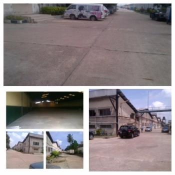 Direct Warehouse, Apapa-oshodi Expressway, Mile 2, Ijesha, Lagos, Warehouse for Sale