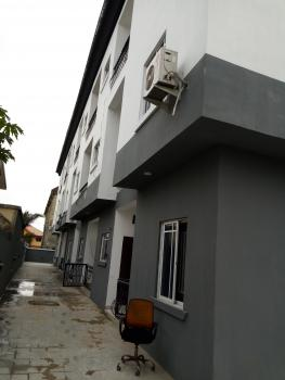 Executive Serviced Newly Built All Rooms Ensuite 2 Bedroom Flat, Adjacent Popular Blenco Supermarket, Sangotedo, Ajah, Lagos, Flat for Rent