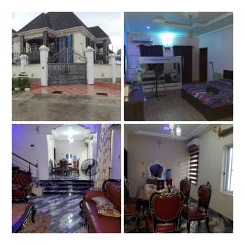 Six Bedroom Duplex with 2 Sitting Room, Off Raji Rasaki Estate, Amuwo Odofin, Lagos, Detached Duplex for Sale