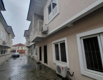 3 Bedroom Terraced, Osapa, Lekki, Lagos, Terraced Duplex for Sale
